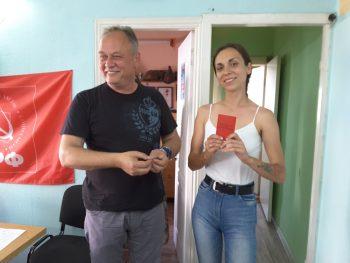 Расширенное Бюро Судакского городского отделения КПРФ