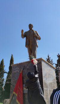 День рождения Ленина в Судаке