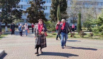 День рождения Ленина в Судаке. 2021