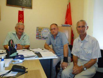 Состоялось заседание Штаба Судакского отделения КПРФ