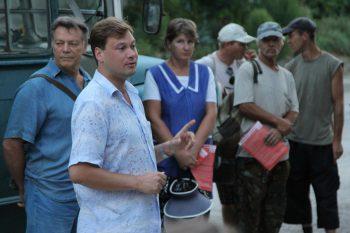 Кандидат от КПРФ в ГосДумы, А.И. Чернышев